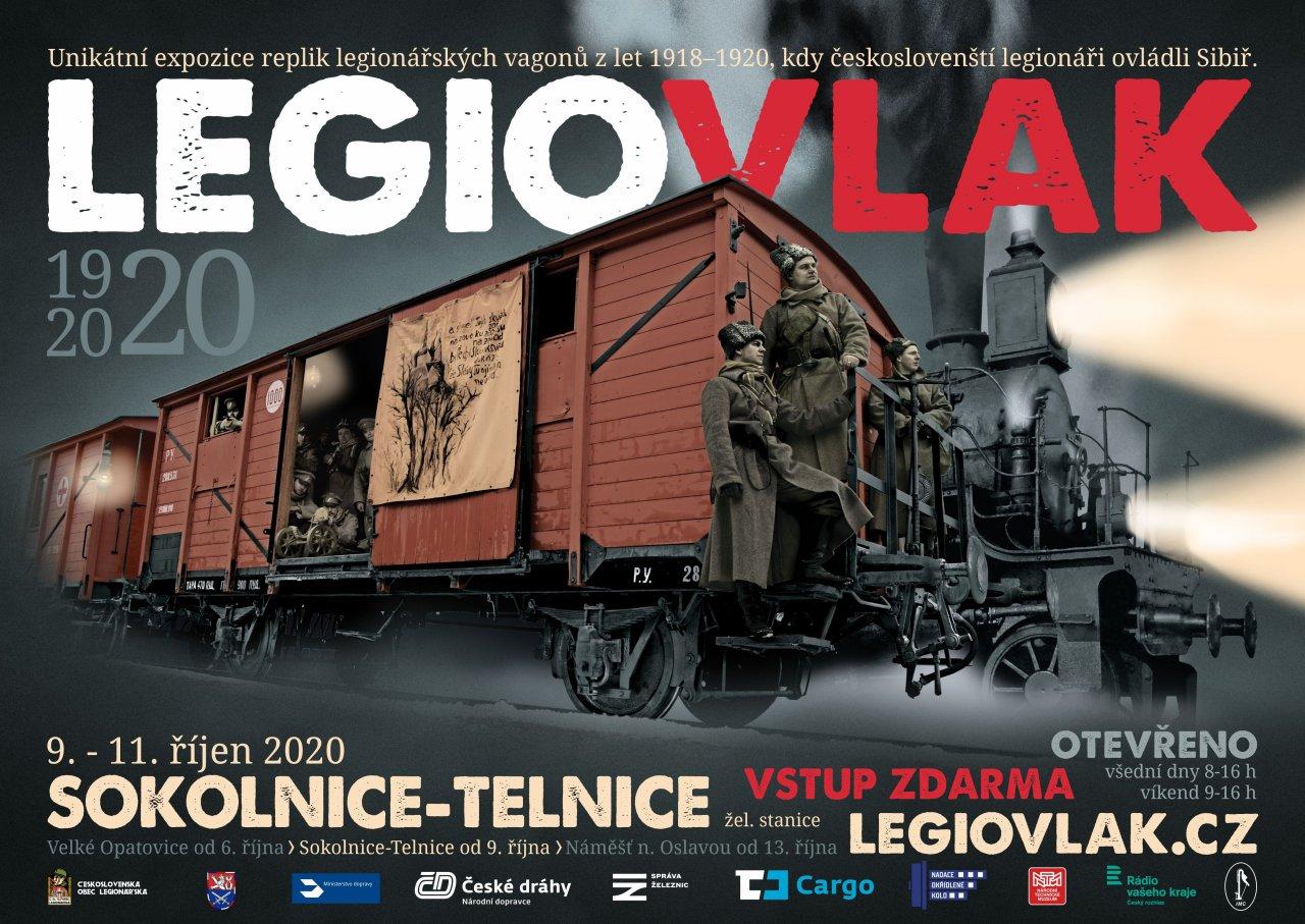 LEGIOVLAK 2020 A2R Sokolnice Telnice