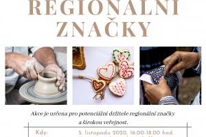 Vznik regionální značky - Brněnsko