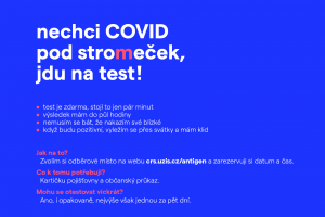 Plošné testování na COVID-19
