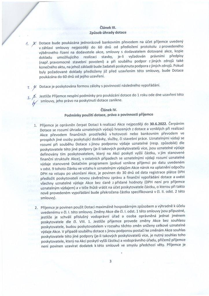 Smlouva dotace - kanalizace (3)