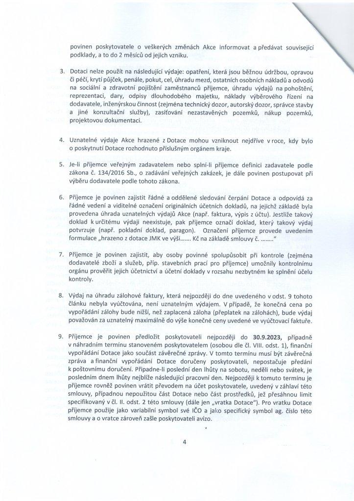 Smlouva dotace - kanalizace (4)
