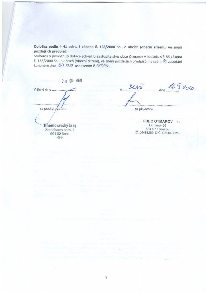 Smlouva dotace - vodovod (9)